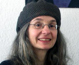Annemi Egri Portrait